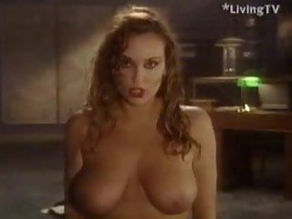 Bonerific Redhead Babe Chantel King Flashes Her Biggest Natural Rack