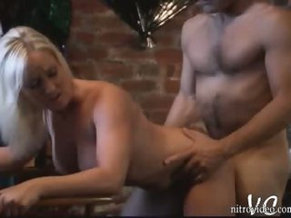 Bonerific Calli Cox Gets Screwed From Behind In a Softcore Sex Scene