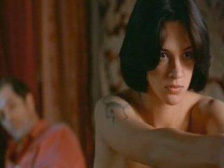 Asia Argento B. Monkey topless...