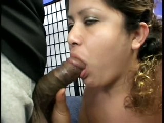 Black Meat For Overweight Preggo Latina