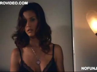 Breathtaking Charisma Carpenter Shot In Her Lingerie