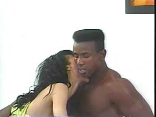 Heather Hunter & Ray Victory - Vintage Interracial