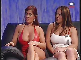 Teresa May and girlfriends.