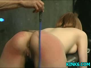 Punish a sexy slave hotty