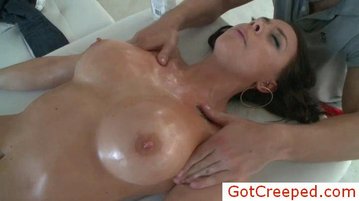 Busty Chanel Preston fucking and sucking