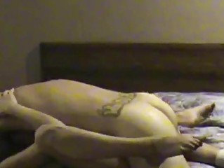 Cheaters Finish Fucking In Motel On Hidden Spy Camera