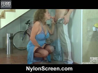 Alina&Rolf amazing nylon video