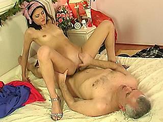 Emmie&Caspar old and juvenile movie