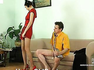 Judith&Sebastian oldman sex clip