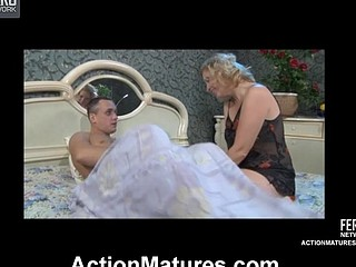 Susanna&Connor nasty aged action