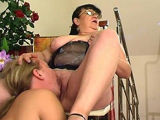 Victoria&Anthony nasty aged action
