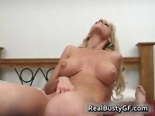 Bigtits mom fingers bonks her pussy part3