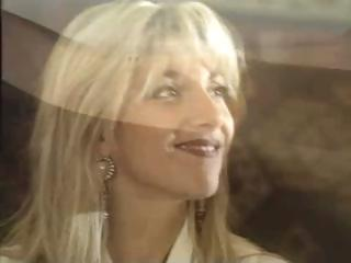 Hot looking blonde Selen is the dame of the harem and fucks hard