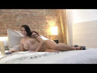 Brittney Skye gets it on with Marty Romano in a kinky dungeon