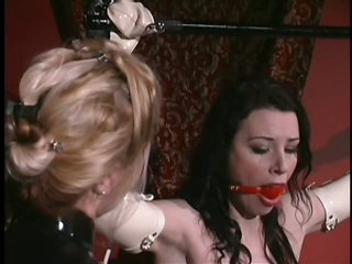 Submissive Anastasia Pierce Acquires Tortured By Cruel Mistress Nicolette