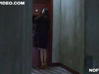 Monica Bellucci Interrupts a Bald Guy Fucking Farida Rahouadj