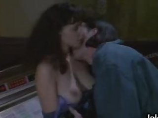 Breasty Brunette Candellyn Hoffman Gets Fucked On a Chair in a Sex Scene