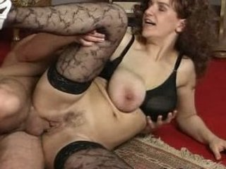 Milfs party and doggy position fuck