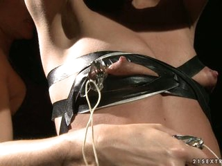 Femdom Katy Borman puts this slut in some perverted pain