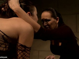Mandy Bright and Maria Bellucci punishment satisfaction