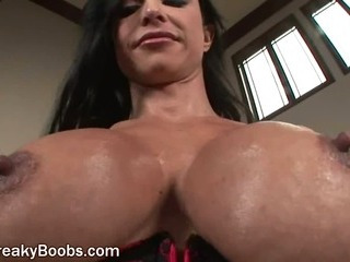 Kinky Housewife With Big TIts