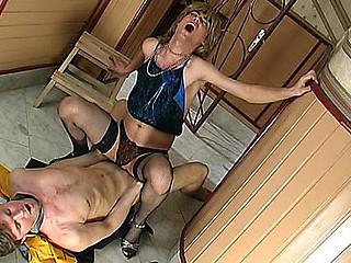 Jack&Morgan kinky gay sissy movie