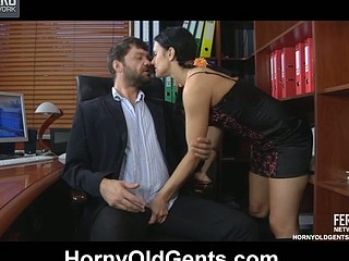 Sibylla&Marcus M angel and oldman action