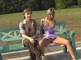 Public nudity fancy