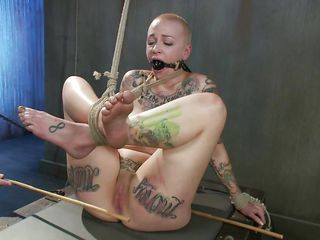 punk slut punished