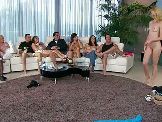 swing orgy with sexy milfs @ season 2, ep. 8