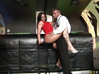 Simony Diamond Doing Ass To Face hole In Hardcore Anal Sex Vid