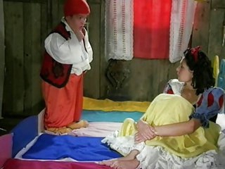 Snow White and the magic carrot