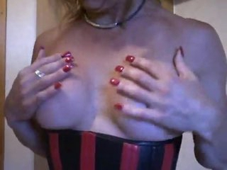 Solo with stripping shelady that loves lingerie