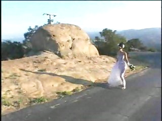 Hot bride finds her 2 new dicks