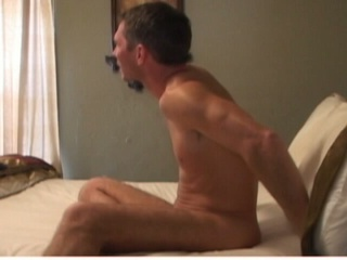 Horny dudes have a fun action of pure gay sex