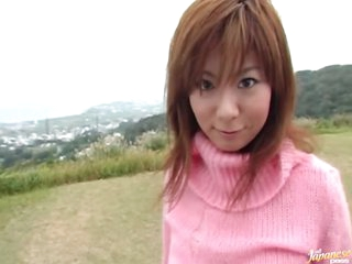 Horny Aki Katase Gets Fucked and Covered in Cum in an Abandoned House
