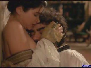 Delicious Valentina Cervi Gets Her Boobs Sucked - 'Artemisia' Scene