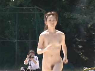 Naked Sports Competition