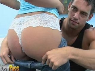 Bubble Butt Babe Britney Stevens Getting Screwed