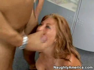 Lucky Benton is a hot babe who loves getting fucked in her bubble gazoo