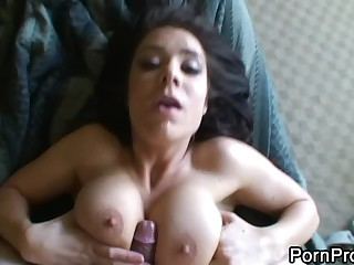 Hot sex with busty ex Beverly Hills