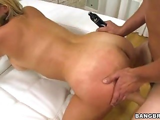 Abby Brooks Ravished Hard By Her Hunk Guys Long Schlong
