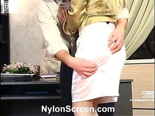 Elvira&Peter awesome nylon video