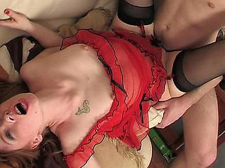 Nolly&Vitas nasty nylon movie