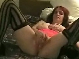 mature wife has a gangbang