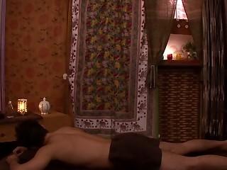 Sayuki Kanno in Cream Pie Cleavage part 3