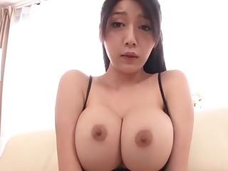 Crazy Japanese whore Miho Ichiki in Best JAV censored Fingering, Big Tits movie