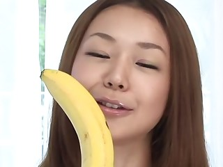 Exotic Japanese whore Serina Hayakawa in Horny JAV uncensored Creampie clip