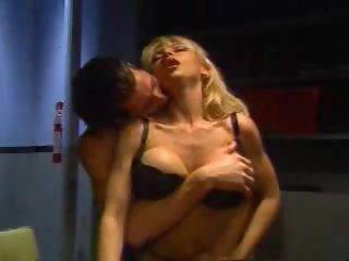 Passion is plentiful in lusty sex scene