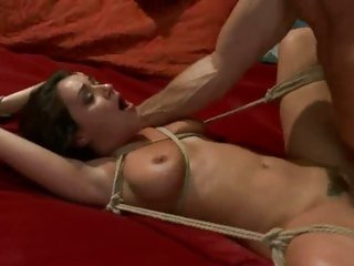 Alluring Charley Chase gets slammed up her wet love tunnel